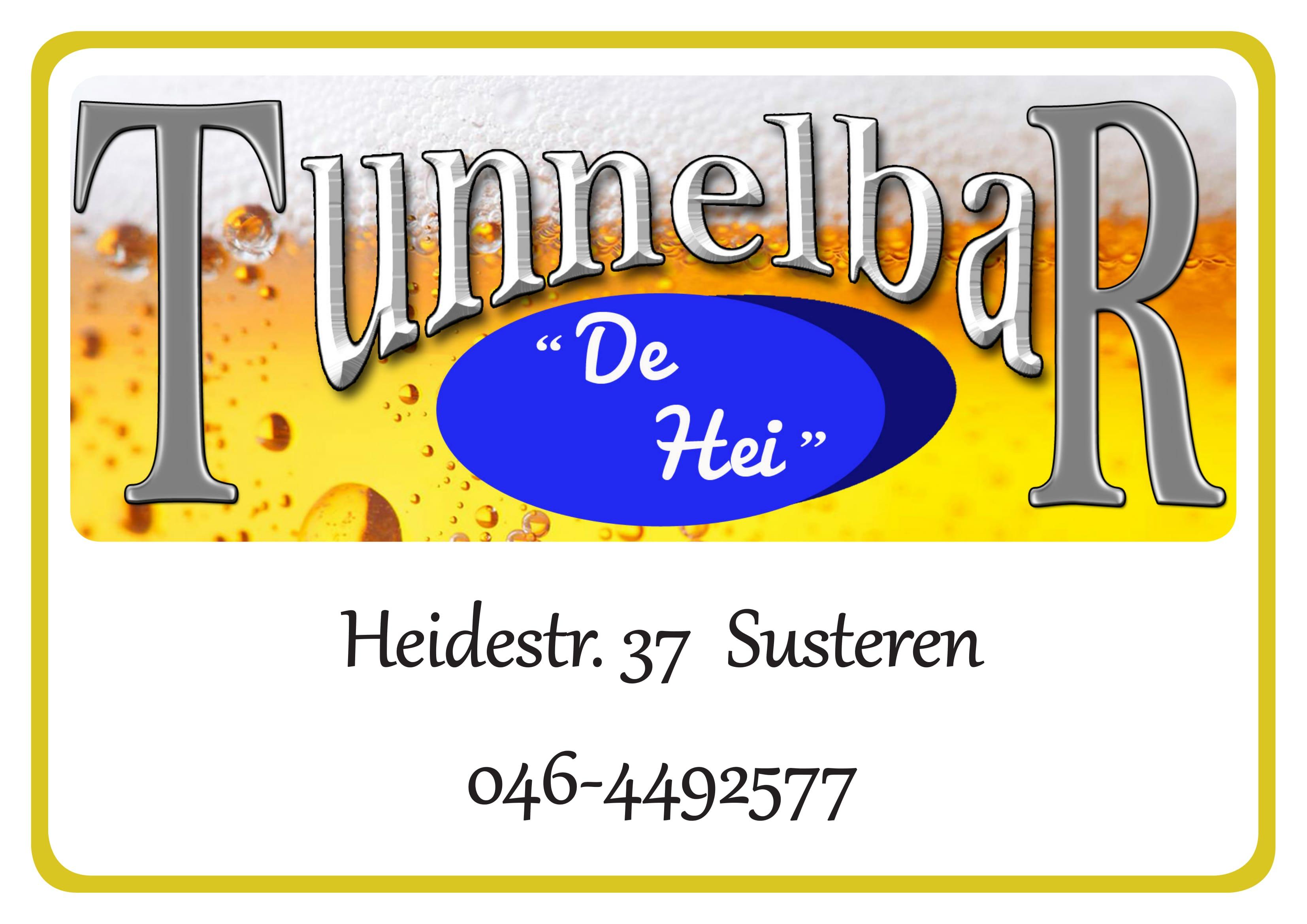 Cafe de Tunnelbar